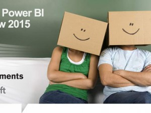 Microsoft Power BI Roadshow 2015