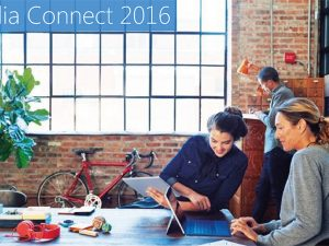 Microsoft Media Connect 2016 in München am 19.10.2016