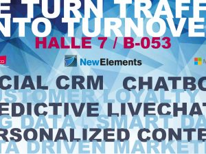 dmexco 2017 – WE TURN TRAFFIC INTO TURNOVER